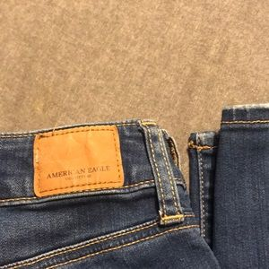 American eagle jeans size:6
